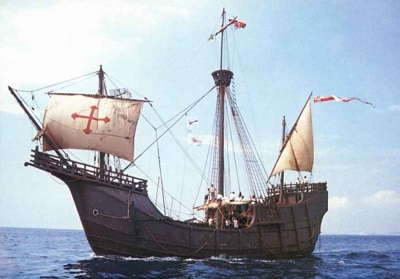 Santa-Maria Christopher Columbus