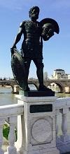 Standbeeld Alexander de Grote, Skopje