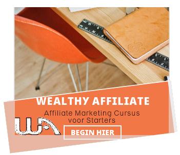 Affiliate marketing cursus voor beginners