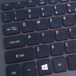 vieze dingen toetsenbord