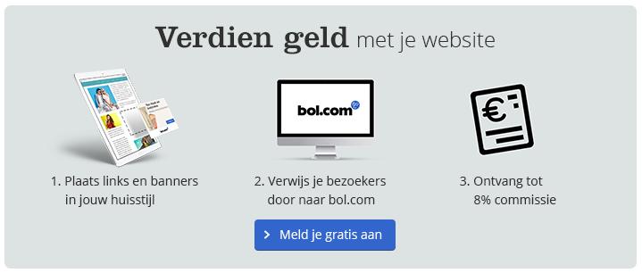 Verdien geld met je website bij Bol.com