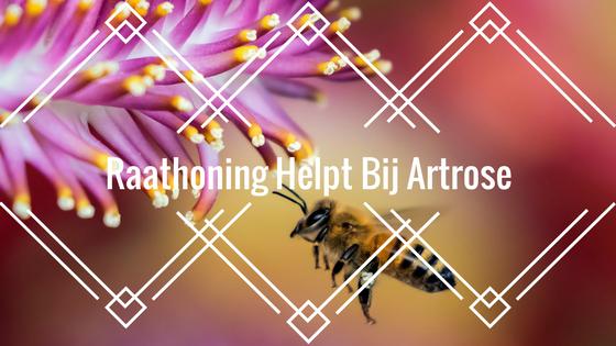 Raathoning Helpt Bij Artrose