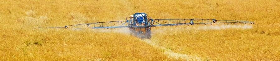 Verdelgingsmiddelen vervuilen de voedselketen