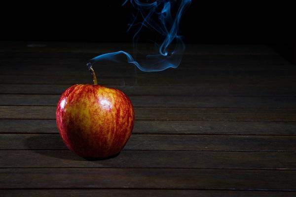 appel meest vervuilde vrucht