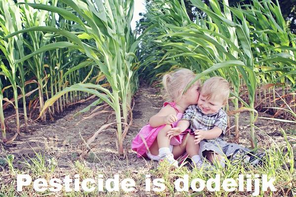 pesticide is dodelijk