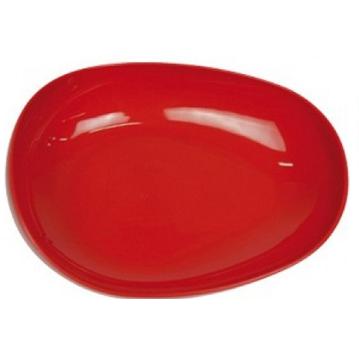 Rood bordje