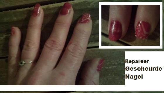 repareer gescheurde nagel resultaat