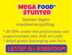 Mega food stunter