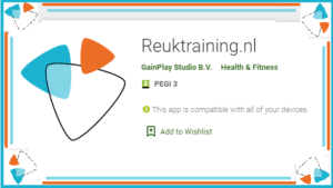 Reuk training app